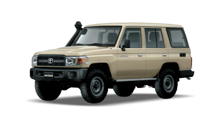 Land Cruiser Hard Top