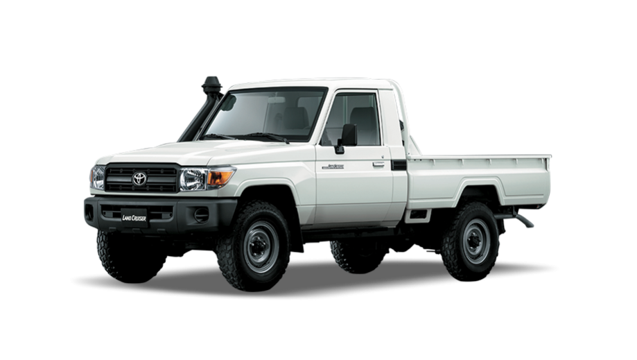 Land Cruiser Pickup